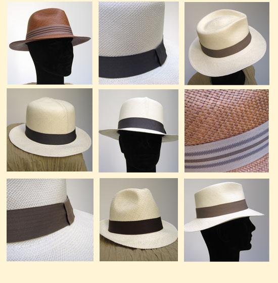 panama borsalino chapeau