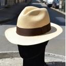 Chapeau PANAMA Havane borsalino unisexe