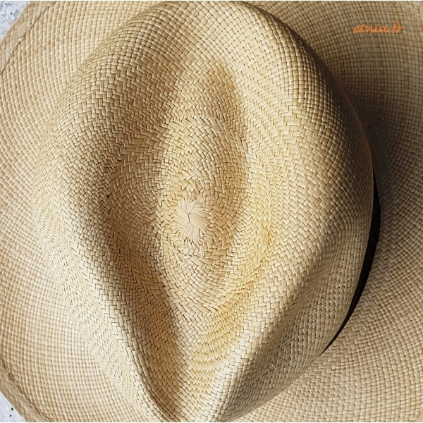 véritable chapeau panama - etnia.fr